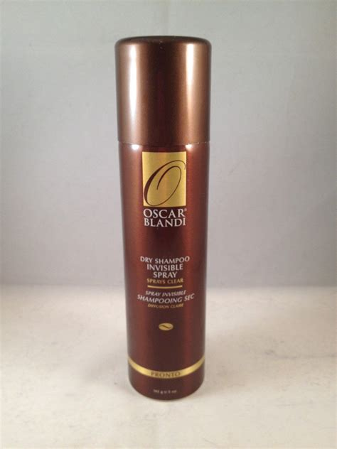 Oscar Blandi Pronto Aeresol Spray oscar blandi pronto shoo invisible spray hair