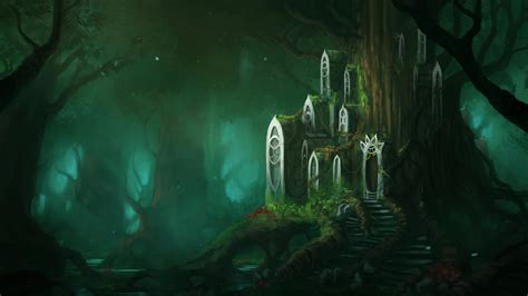 wallpapers hd 1920x1080 fantasy fantasy forest wallpaper hd 78 images