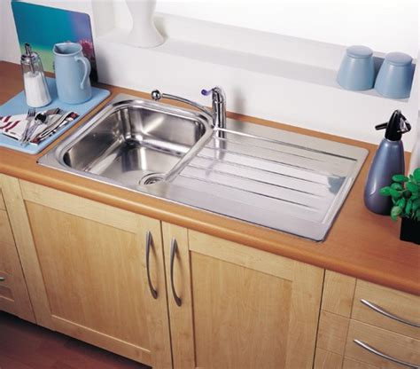 seattle 1 0 bowl stainless steel kitchen sink reversible