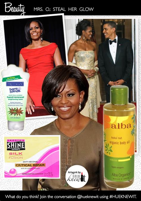 Mrs Obama Hair Products | get glowing skin and hair like flotus michelle obama