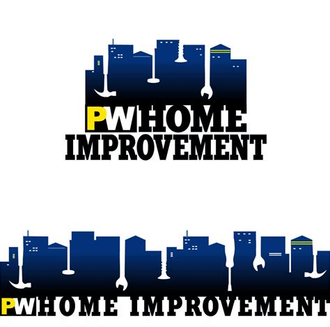 home improvement logo design dionna gary archinect