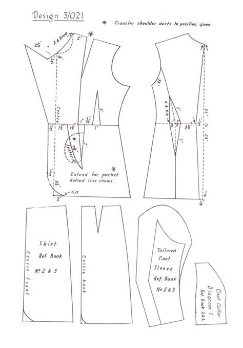 pattern drafting lessons pattdraft3021 jpg 700 215 1000 costume tutorials