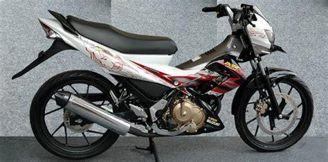 Kran Bensin Satria Fu mengiritkan bahan bakar motor biar motor irit bensin