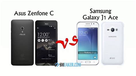 Handphone Samsung Android J1 harga samsung galaxy j1 ace vs asus zenfone c duel hp