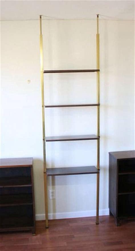 tension pole shelf shelves diy shelves home decor