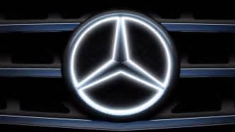 Mercedes Acc The Illuminated Mercedes Accessories