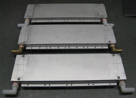 thermoelectric heat sink whalefin12 40mm liquid sink espressomilkcooler