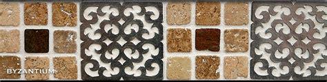 Decorative Tile Inserts Kitchen Backsplash by Byzantium Range Pewter Tile Pewter Tile Metal Tile