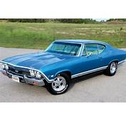 1968 Chevrolet Chevelle  A Child Of The '60s