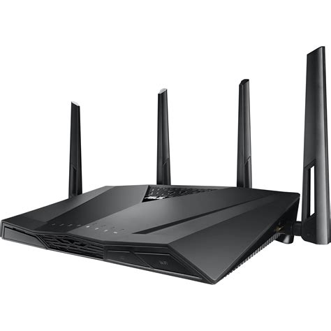 Router Asus asus rt ac3100 dual band wireless ac3100 gigabit router