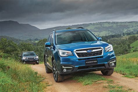 subaru forester 2016 2016 subaru forester pricing and specifications photos