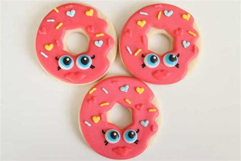 Shopkins Dlish Donut d lish donut shopkins cookies cakes bakes