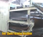 Coir Mattress Manufacturing Process by Mattress Machines Manufacturers Suppliers