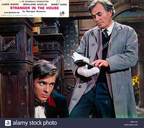 stranger in the house stranger in the house 1967 ian ogilvy james mason sith 007foh stock photo royalty free image