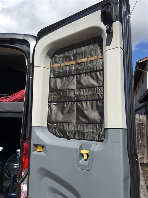 insulated window covers insulated window covers page 4 ford transit usa forum