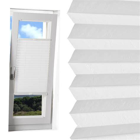 Fenster Plissee by Fenster Plissee Auch Zum Klemmen Faltrollo Jalousie Rollo