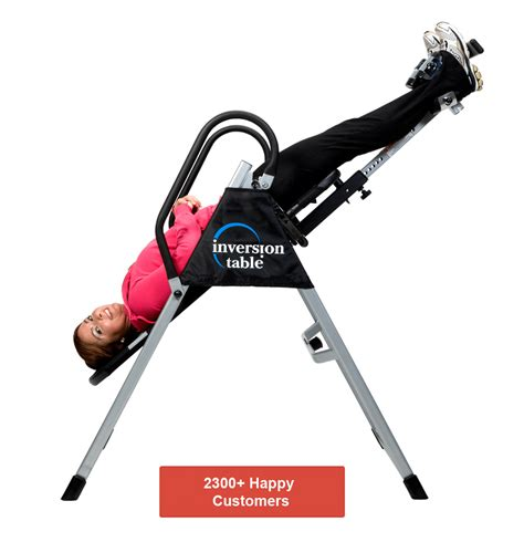 why did 2300 people call this the best inversion table
