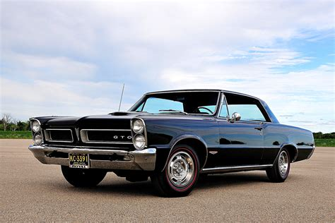 new pontiac gto 5 000 mile unrestored 1965 pontiac gto was a dragstrip