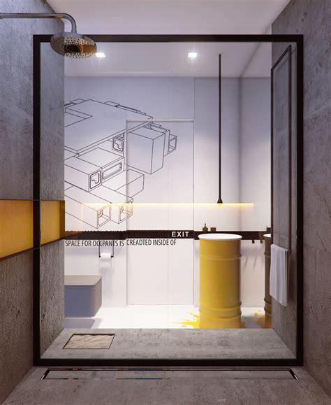 sleek bathroom design a sleek contemporary apartment design in kiev roohome designs plans