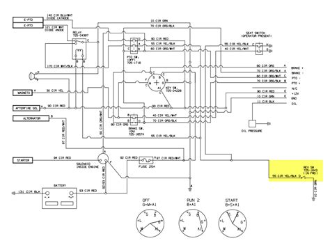 cub cadet wiring harness 24 wiring diagram images