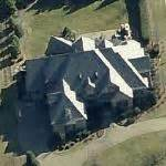 greg olsen house greg olsen s house in waxhaw nc virtual globetrotting