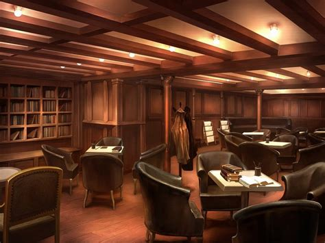 Dining Room Suite by Inside Titanic Ultimate Titanic