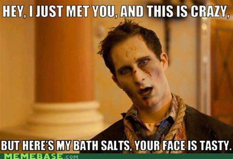 Bath Salts Meme - bath salts zombie meme michael bradley time traveler