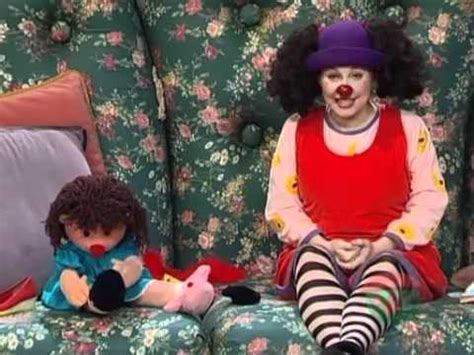 the big comfy couch characters big comfy couch button up