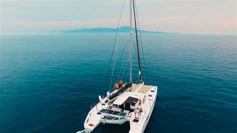 sailing la vagabonde new boat calm before the storm sailing la vagabonde ep 100 youtube