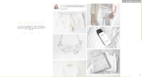 themes tumblr white themes by lily