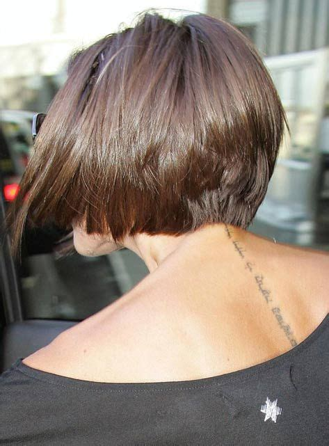 rt bobbed hair back view pinterest back view of victoria beckham bob hairstyle i3 jpg 473 215 641