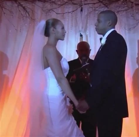 Beyoncé e Jay Z: il video del matrimonio   Vogue.it