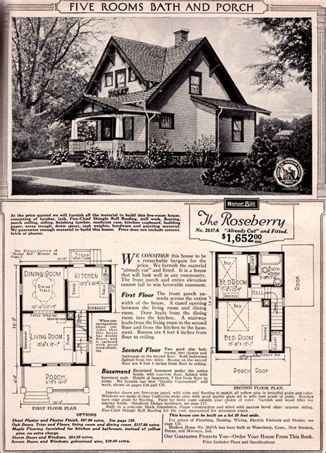 sears kit homes floor plans 227 best sears kit homes images on pinterest vintage