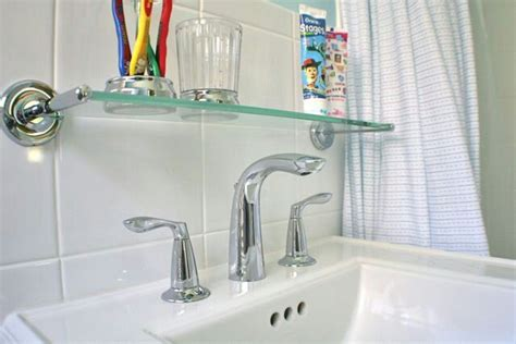 over the sink bathroom shelf 17 best images about renovation on pinterest bar tops