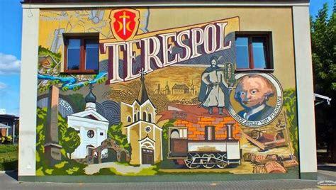 terespol ma swoj mural  historia dziennik wschodni