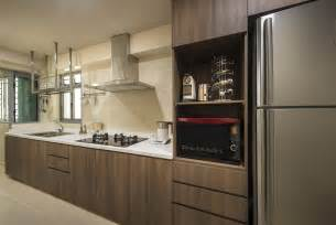 Kitchen Cabinets Hdb Flats Interior Design By Rezt N Relax Of Singapore Renovation Singapore And Interiors