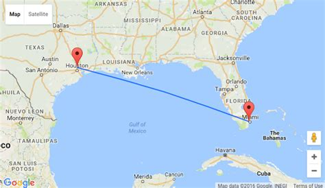 houston map book houston to miami and vice versa from only 77