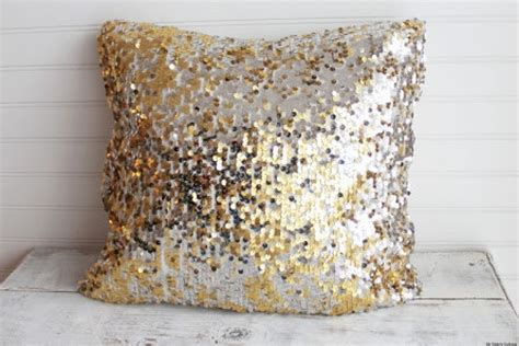 Sequin Decorative Pillows by Add Some Sparkle To Your Decor With A Sequin Throw Pillow