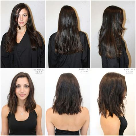 extra long bob haircut pin by 171 josie 187 on hairstyles pinterest extra long