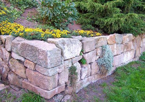 natursteine für garten terrasse naturstein idee