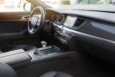 Genesis Auto Upholstery by 2018 Genesis G80 Sport Drive Notice Me Motor Trend
