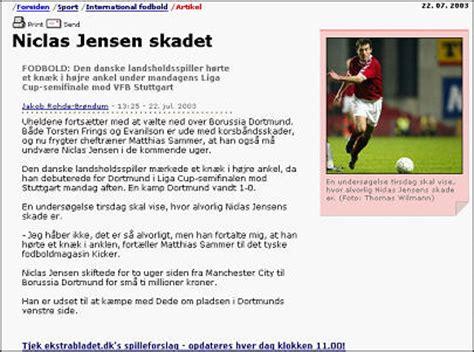 artikel layout eksempel websidens disposition