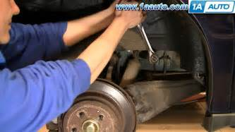 Car Shock Absorber Change How To Install Replace Rear Shock Absorbers Honda Odyssey
