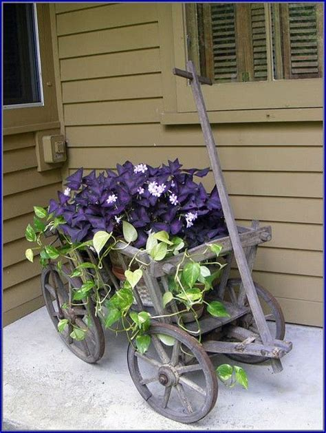 wooden wagon planter how to build a wooden wagon planter woodworking projects plans