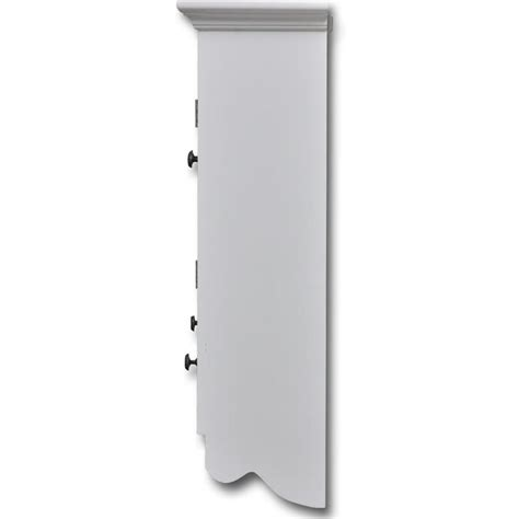 white wall cabinet with glass doors vidaxl co uk white wooden kitchen wall cabinet with