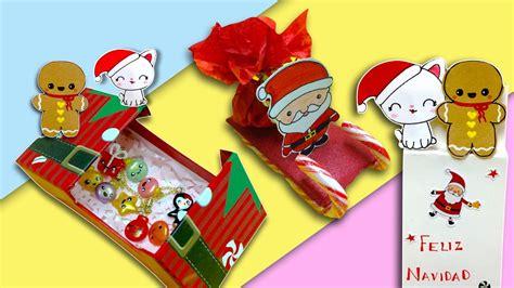imagenes super originales de navidad diy regalos para navidad de ultimo minuto 3 manualidades