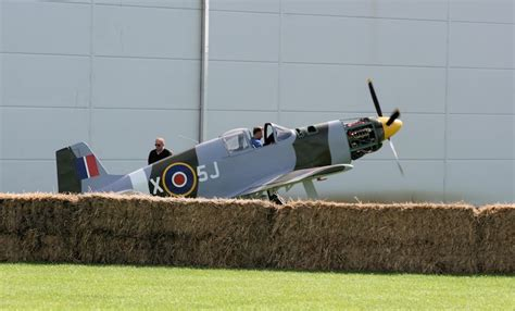 mustang replica at sywell