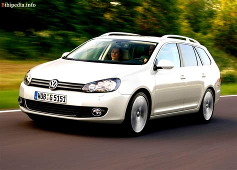 Volkswagen Jetta Sportwagon by Volkswagen Golf V Variant Jetta Sportwagon 2007 On