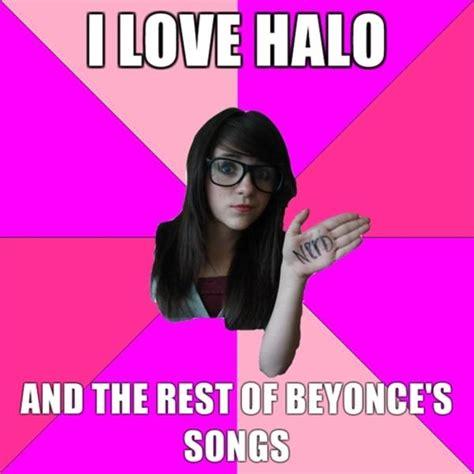 Idiot Nerd Girl Meme - image 179188 idiot nerd girl know your meme