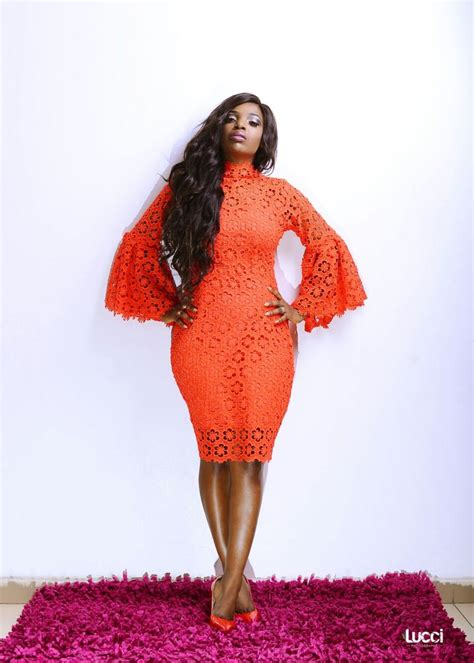 latest gowns bella nigeria lightup concepts fab shots of annie idibia in abbyke